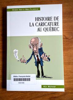 Histoire de la caricature au Québec (741.569714 A298h) Augmenté par Aurasma