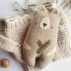Amazing Home Sewing Crafts Ideas. Incredible Home Sewing Crafts Ideas. Sewing Toys, Sewing Crafts, Sewing Projects, Felt Crafts, Fabric Crafts, Kids Crafts, Softies, Fabric Toys, Soft Sculpture