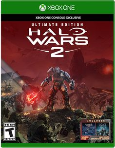 Halo Wars 2 - Ultimate Edition - Xbox One http://amzn.to/2fUBvQL