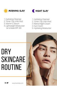 997f65b2f44 Essential Skincare Routine For Dry Skin