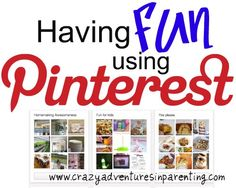 Tips to use Pinterest both for fun & function, along with a linky to get new followers!