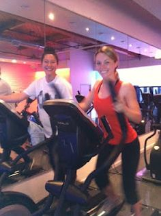 """When you hear """"cardio"""" the first thing that comes to mind is probably running the treadmill or maybe indoor cycling. I admit, those are the. Toning Workouts, Elliptical Workouts, Treadmill, Cardio Machines, Indoor Cycling, Sweat It Out, Tone It Up, Pumping, Hiit"""