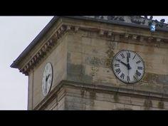 Bourgogne : neuf églises faisaient découvrir leurs clochers