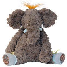 Moulin Roty Bazar Bo Elephant Doll