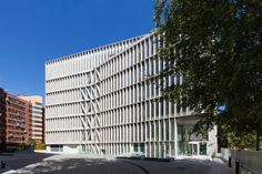 Gallery of Pharmaceutical HQ / Architects of Invention - 1