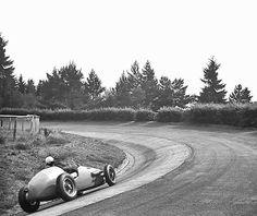 #108 Jean Behra (F) - Gordini T16 ((Gordini 6) 5 (11) Equipe Gordini