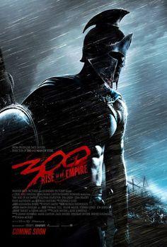 300: RISE OF AN EMPIRE – Erstes Poster zur Fortsetzung von 300