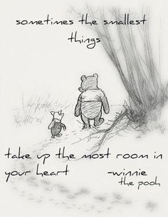 If you don't love Pooh, something is wrong with you...