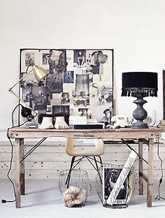 Inspiration for your home office...