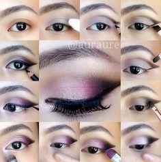 #Makeup tutorial. avec love it - love it | sur Fashionfreax vous pouvez découvrir de nouveaux designers, marques et tendances.