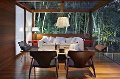 Casa Bosque da Ribeira - Arquiteteto Carico