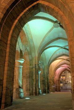 O fantástico munda da arquitetura.