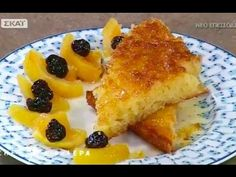 YouTube Sweets Recipes, Chefs, French Toast, Recipies, Greek, Breakfast, Youtube, Food, Gentleness