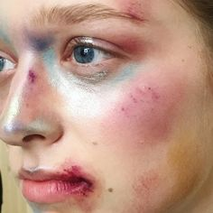 #bruised. #color expression. #Mymakeup #MACCosmetics #MAC #MacMakeup #MakeupArtist #Makeup #Beauty #MACSeniorArtist #Love #MakeupAddict #MACAddict #MUA #fashion