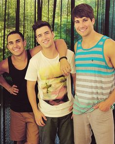 Check out some BIG TIME RUSH items sold here: bigtimerushcornerstore.weebly.com