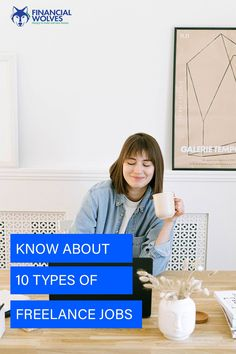 If you want to enter the world of freelancing, you must know these types of freelance jobs. That way you will learn which job fits your skills. Read more! Make Money Now, Make Money Blogging, Money Tips, Make Money Online, Online Side Jobs, Legit Online Jobs, Best Business Ideas, Financial Success, Online Entrepreneur