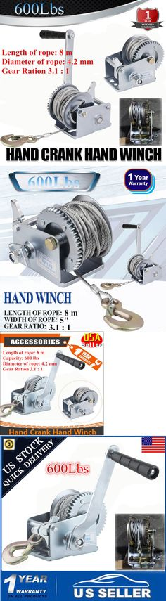 204 Best Winches 66796 images in 2018   Gears, Atv, Boat