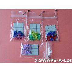 SWAPS Tic-Tac-Toe Game in a Bag