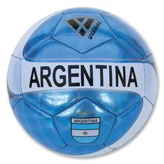 Argentina Soccer Team. Though in Argentina they called it football