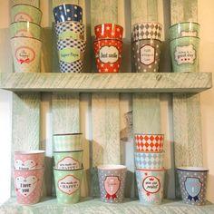 fact happy mugs by Krasilnikoff
