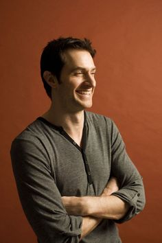 Richard Armitage - bet he is just the sweetest, funniest guy!