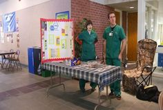 Health Fair Held at West Shore Community College