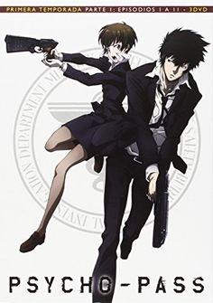 Psycho-Pass: 1ª temporada : parte 1 / Naoyoshi  Shiotani. http://encore.fama.us.es/iii/encore/record/C__Rb2688769?lang=spi