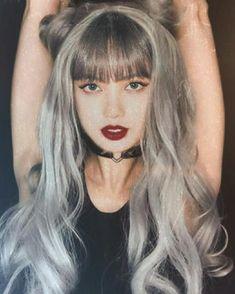 Lisa Hair, Lisa Black Pink, Lisa Blackpink Wallpaper, Blackpink Photos, Kim Jisoo, Blackpink Fashion, Jennie Blackpink, Blackpink Lisa, Shows