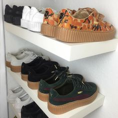 Sneakers femme - Puma Creepers Rihanna Collection (©sherlinanym)