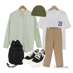 Quick Fashion Tips .Quick Fashion Tips Korean Outfits, Retro Outfits, Simple Outfits, Trendy Outfits, Vintage Outfits, Cool Outfits, Fashion Outfits, Fashion Tips, Look Fashion