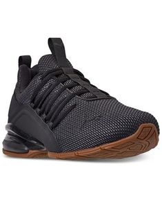 It doesn't get much better the premium styling of the Puma Men's Axelion Running Sneakers. These beauties provide a modern look and all-day comfort, both of whi Mens Puma Shoes, Puma Mens, Adidas Shoes, Puma Sneakers For Men, Sock Shoes, Men's Shoes, Shoe Boots, Shoes Men, Dress Boots