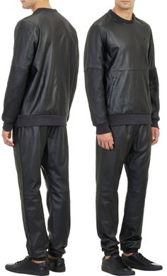 JORDAN BRAND X RUSSELL WESTBROOK FOR BARNEYS NEW YORK – BLACK LEATHER COLLECTION