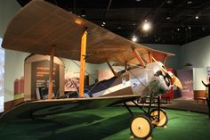 Canadian Aircraft from World War One...