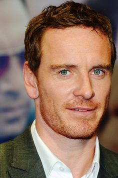 Beautiful! MICHAEL FASSBENDER