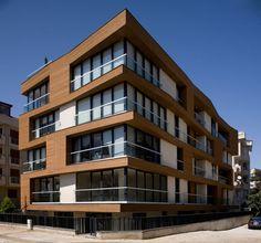 İdealtepe'de Apartman, İstanbul,Turkey housing house home modern architecture