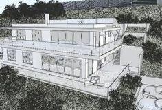 4.5 Zimmer-Penthouse in 2-Familienhaus mit Dachterrasse, Schwimmbad und Panoramaseeblick