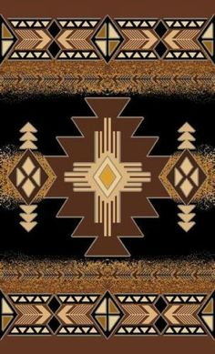 Rugs 4 Less Collection Southwest Native American Indian Area Rug Design 318 Olive Green, Sage Green Native American Patterns, Native American Design, Native Design, Southwestern Quilts, Afrique Art, Arte Tribal, Navajo Rugs, Native Art, Indiana