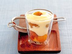 Recette de dessert avec astuce de Lignac : Tiramisu aux mirabelles