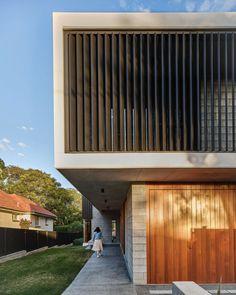 Interior design blog - LLI Design London Residential Interior Design, Residential Architecture, Architecture Design, Brisbane Architects, Future House, Glasgow, Exterior Cladding, Facade Design, Facade House