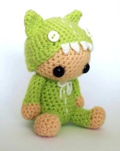 Rawr - Amigurumi Crochet Toy   Craftsy