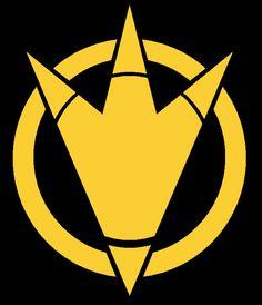Power Rangers Jungle Fury Symbol Tattoo T Tattoo