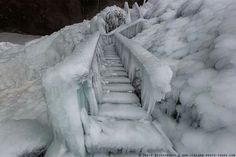 Lets take the icy way shall we? Lol! Not!!! - lurie Belegurschi Photography