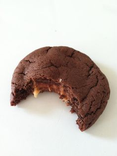 Rolo stuffed cookies...