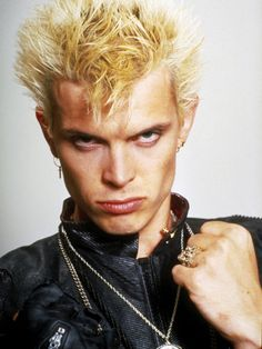 """Don't you forget about me."" Billy Idol"