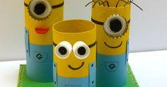 Minions, Toilettes and Papier toilette on Pinterest