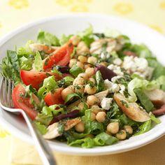 Mediterranean Chicken Salad - Diabetic Living
