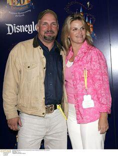 Trisha Yearwood and Garth