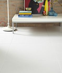Artico White Floor Tile
