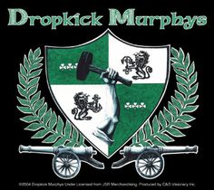 Dropkick Murphys Sticker