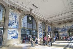 Porto Central Station